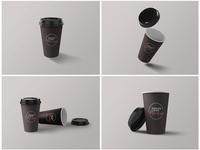 Coffee cup mockups2