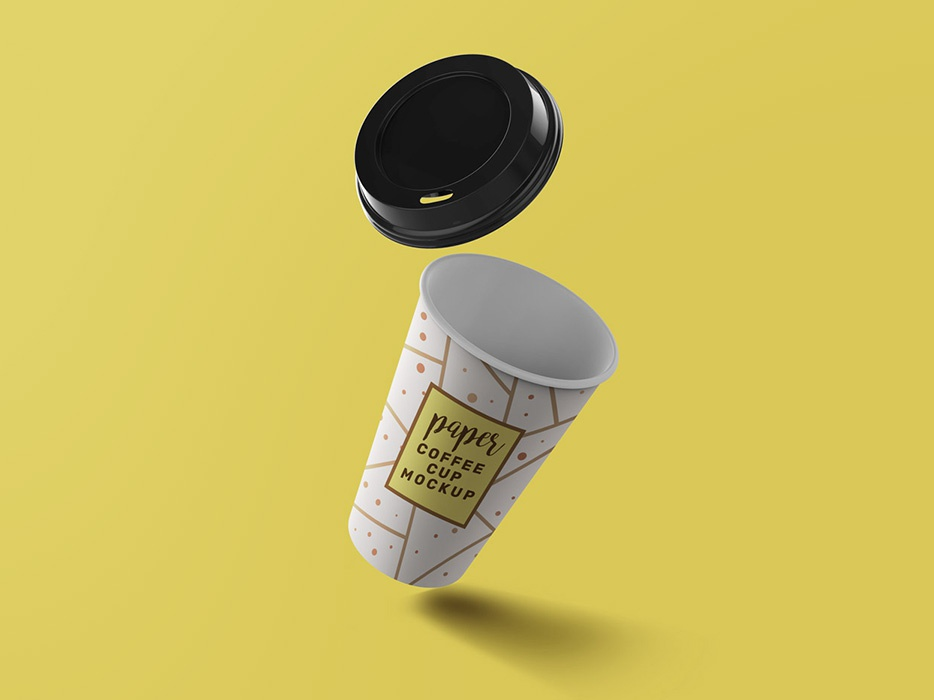 Coffee Cup Mockups Kit psd template templates coffee cup template mockup templates psd download paper coffee cup coffee cup mockup mockups