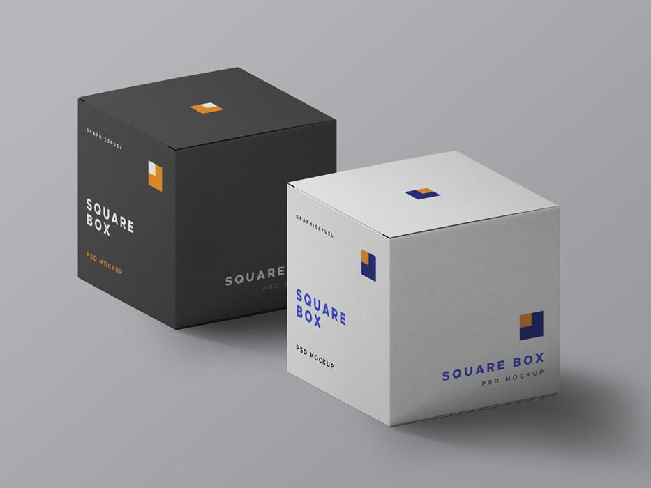 Square Box Psd Mockups box mockup templates square box mockup mockup templates download psd template photoshop mockup psd freebie free