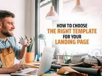 Choosing Right Template For Landing Page