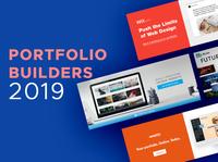 Portfolio Builders For 2019