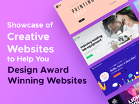 Tips and a Showcase of Creative Websites