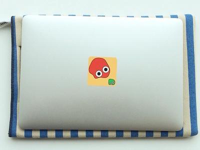 decal stickers macbook sticker decal flat