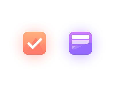 Carpe & Diem App Icons icon app ios iphone