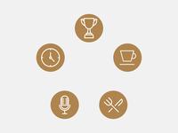 HICA Web Icons