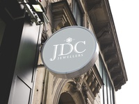JDC Jewellers Logo - Sign