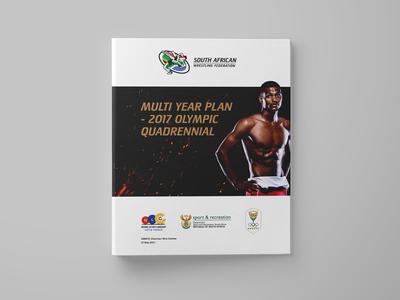 SAWF Quadrennial Plan File Cover