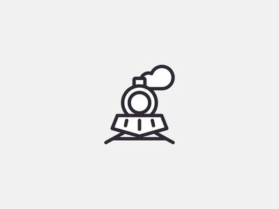 Lokomotion Logo Symbol
