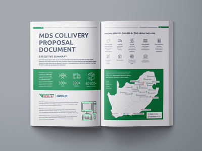 MDS Collivery Proposal Document Inner Page 4-5