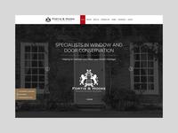 Fortis & Hooke Website