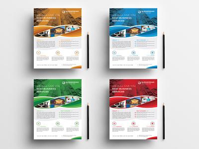 Flyer Design ux ui vector app flat logo illustration branding graphic design design liflet design flyer flyer design