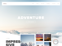 Wild  website designed by  jardson