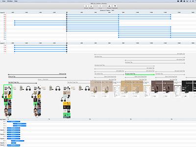 B&O Play App — FREEBIE Part II interaction principle parallax animation freebie sketch ux ui uiux app