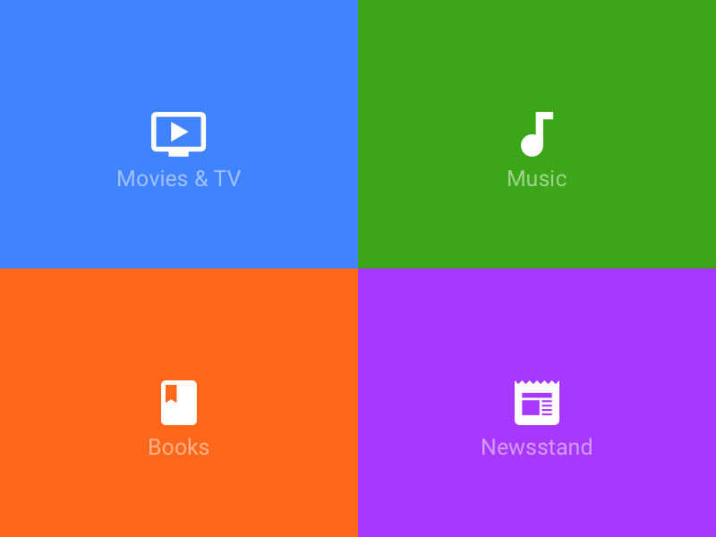 Bottom navigation material design by jardson almeida icons