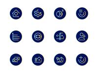Smartkitchen Icon Design