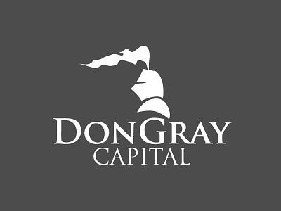DonGray Capital Logo branding design logodesign branding logo