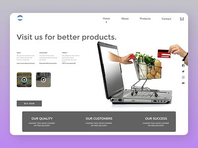 better products news branding online uidesign design ui uiux new designs ux