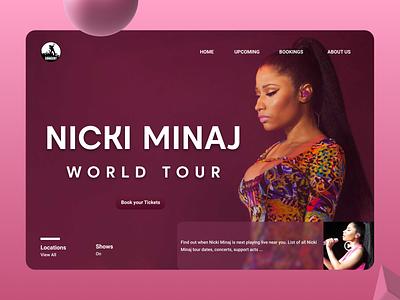 Celebrity web website web social media design social online newdesign new branding ux ui design