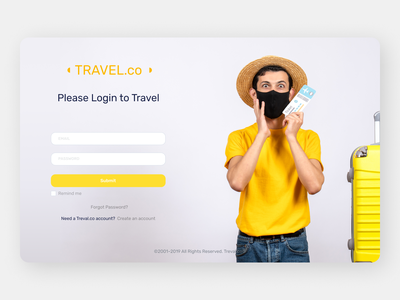 Travelling Web Design webdesign website travel uiux social media design design online newdesign new branding ui ux