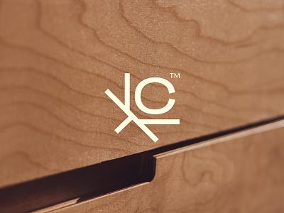 COSTALIEBICH ™   Exclusive design furniture BRAND logo design wood premium exclusive logo minimal visual identity brand logos wooden