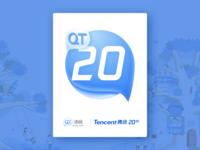 QT - Tencent 20th Anniversary