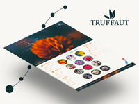 Truffaut's website redesign 2/2