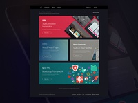 Designmodo's Shop Page