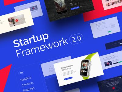 Startup Framework Review - CMS Critic