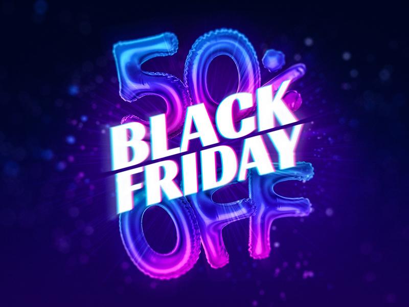 Black Friday 2018 on Designmodo, 50% OFF web design black friday