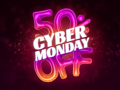 Cyber Monday 2018 Artwork for Designmodo's Deal