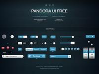 Pandora ui free full