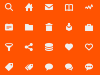 Unicons – Vector Icons