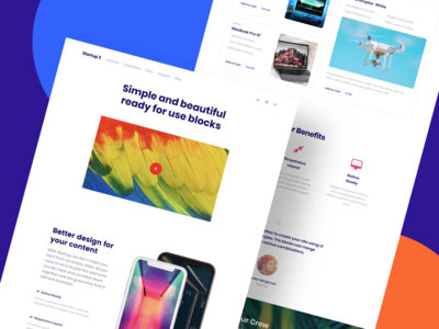 Bootstrap Templates for Startup