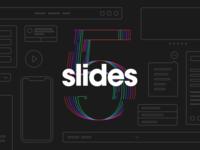 Slides 5 css html web design