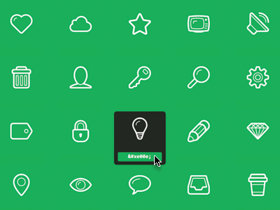 Linecons Free - Vector Icons icons vector free freebie icon