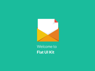 Flat UI Kit - Free PSD&HTML (Twitter Bootstrap) ui ui kit flat flat design psd free freebie icons retina twitter bootstrap