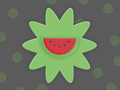 App Icon (Fruit Game) - Daily UI 005 logo design ui dailyui app graphic design