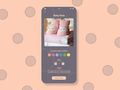 Customize Product - Daily UI 033 online customizeproduct product customize dailyui033 uiux ux appdesign app ui graphic design design dailyui