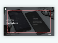 Concept of Agency website.
