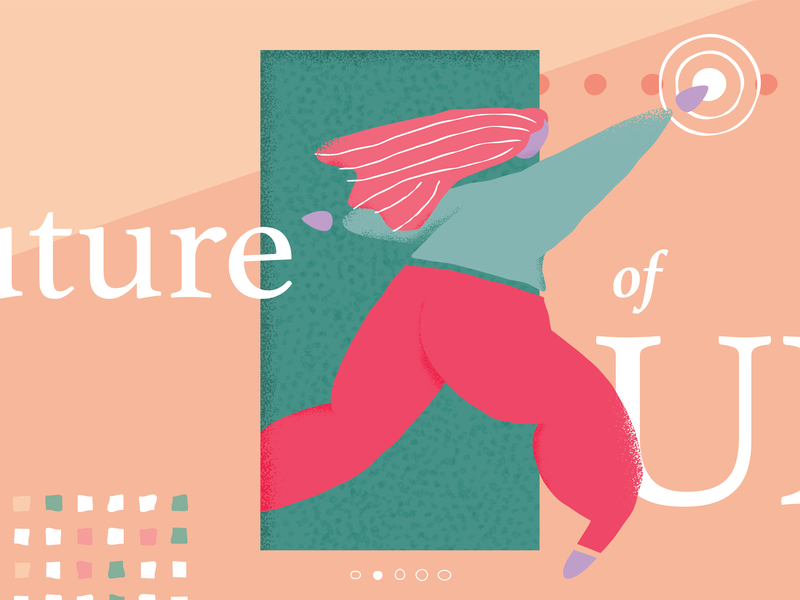The Future of UX illustration