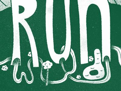 Run wild dribble
