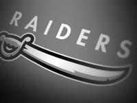 Oakland Raiders secondary logo