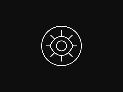 Wildeye icon wild eye logo