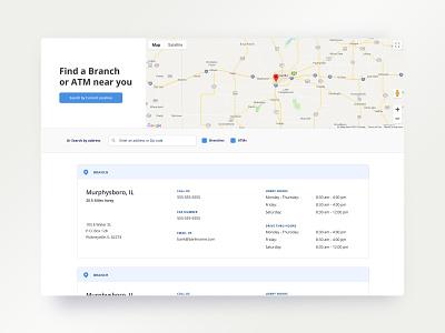 Location finder Mockup location maps mockup landingpage landing uidesign ux uiux ui splash page