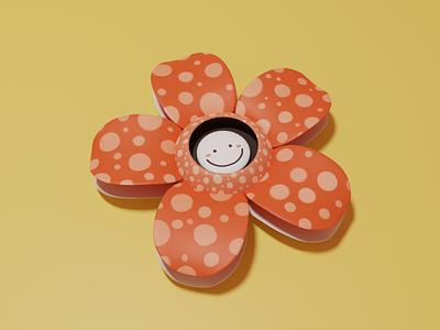 Rafflesia illustration blender 3d modeling 3d artist 3d art 3d