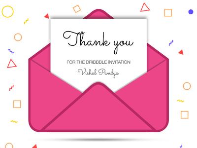 Thank You Vishal Pandya