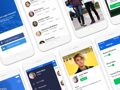 UNA Social Media App