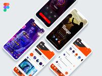 Tango app Redesign
