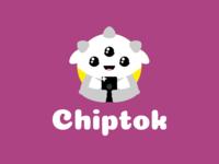 Logo for Chiptok