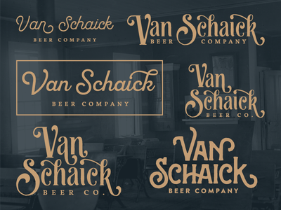 Brewery Logo brewery new york type lettering typography